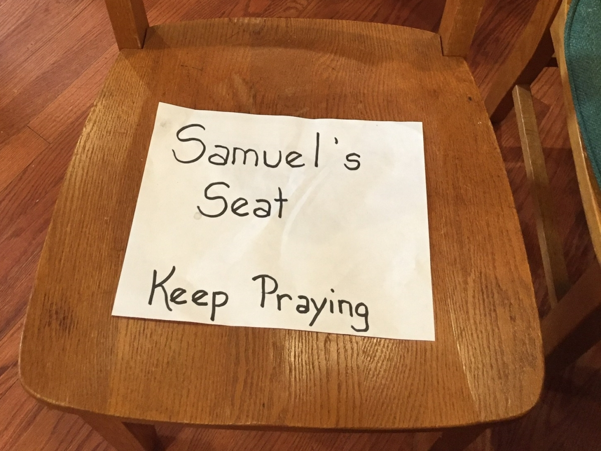 Remembering Samuel